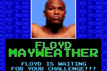 floyd mayweather punchout