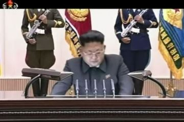 hyon yong chol executed DPRK news headlines may 13 2015
