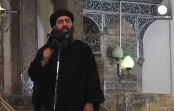 recording suggests isis leader abu bakr al baghdadi alive