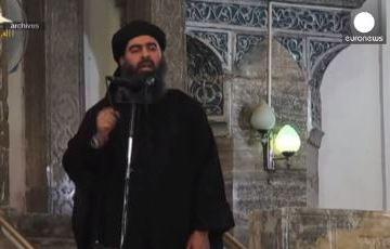 recording suggests isis leader abu bakr al baghdadi alive