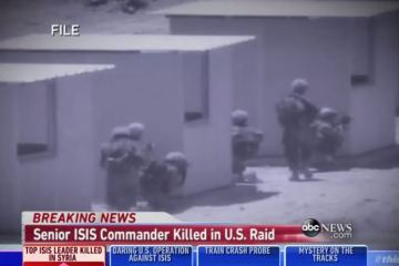 us led raid in syria