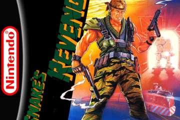 Metal Gear - Snake's Revenge