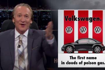 Bill Maher Volkswagen Emissions Scandal
