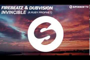 Firebeatz & DubVision ft. Ruby Prophet - Invincible
