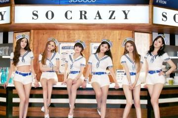 T-ARA (티아라) - So Crazy (완전 미쳤네)