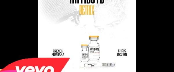 Chris Brown ft. French Montana - Antidote