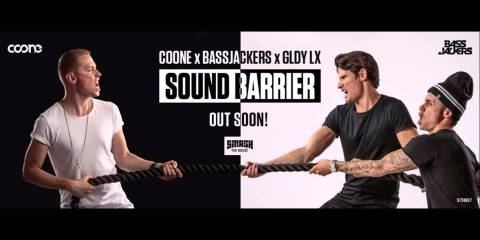 Coone x Bassjackers x GLDY LX - Sound Barrier