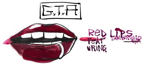 GTA - Red Lips