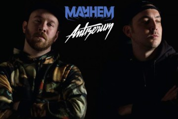 Mayhem & Antiserum - MPR