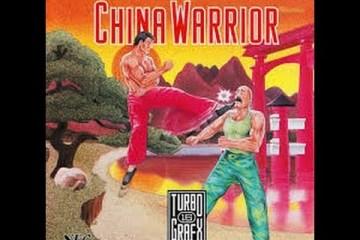 PC Engine - China Warrior