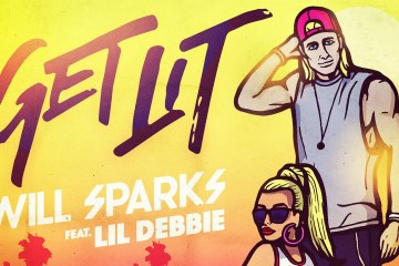 Will Sparks feat. Lil Debbie - Get Lit