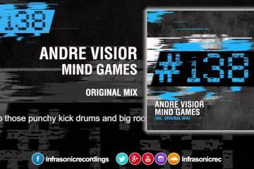 Andre Visior - Mind Games