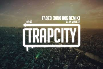 Alan Walker - Faded (Dino Roc Remix)