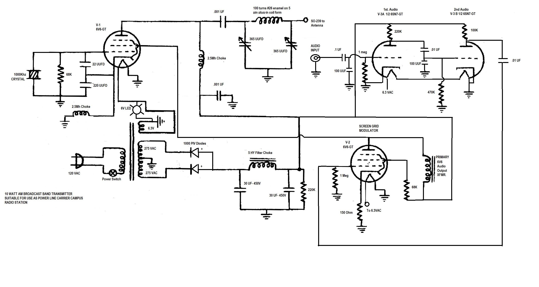 am band transmitter