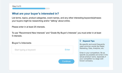 Account Selection Account-Based Marketing \u2013 Demandbase