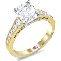 Yellow Gold Engagement Rings: Images Of Yellow Gold ...
