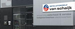 Installatie Adviesgroep Van Schaijk failliet