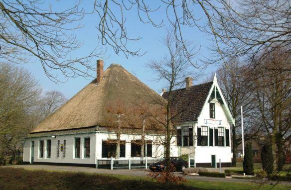 'Polderhuis Wieringerwaard' - Foto Straatkaart.nl