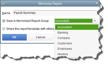 Using Payroll Reports in QuickBooks Demers Accounting Services - payroll report template