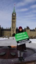 Tamara Lorincz in Ottawa
