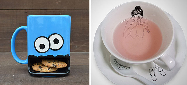 24 Cool And Creative Cup Designs That Will Make Your Drink Taste Better - cool designs