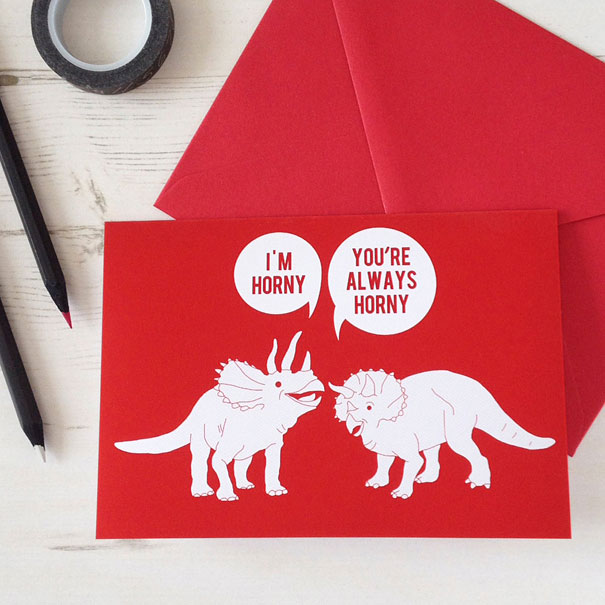 21 Unusual Valentine\u0027s Cards For People With An Interesting