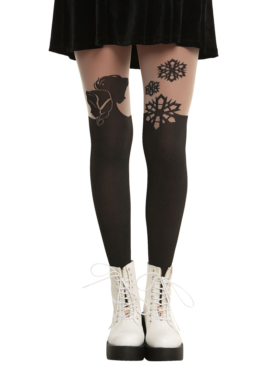 3d Stylish Girl Wallpaper Pop Culture Tights For The Geeky Ladies