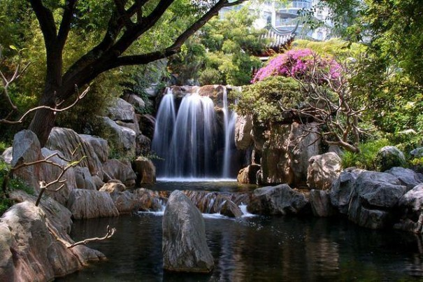 Free Landscape Wallpaper Hd Shots From Sydney S Chinese Garden Of Friendship Reveal A