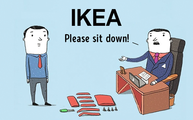 13 Hilarious Job Interview Scenarios At Famous Companies