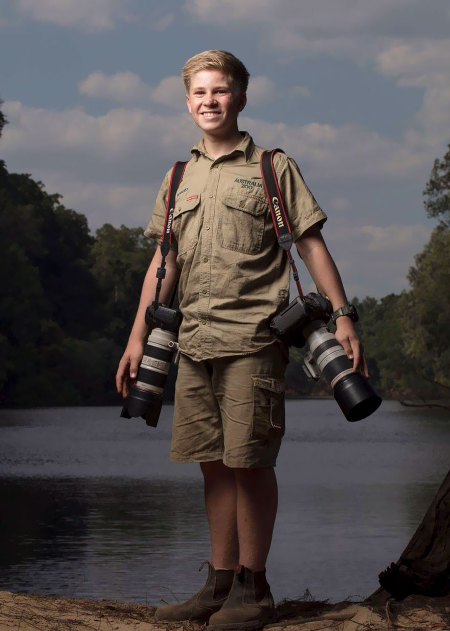 Early Fall Hd Wallpaper Steve Irwin S Son Is Already An Award Winning Photographer