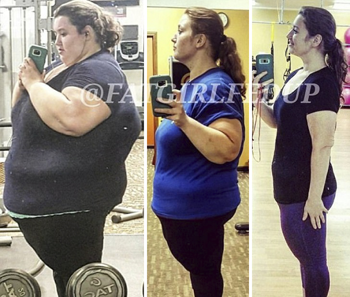 Couple Decide To Start Losing Weight Together And They\u0027re