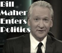 Bill Maher's crusade for your elections