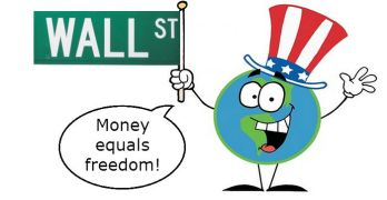 Money Corruption Wall Street Lobbying