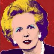 margaret thatcher art