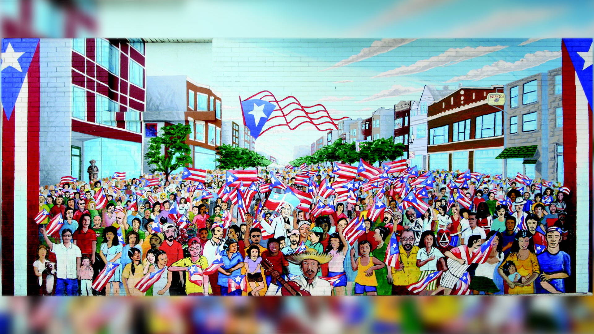Puerto Rico Flag Wallpaper Hd National Puerto Rican Agenda New Group Forms To Address