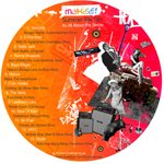 Mykee Promo DJ Mix - CD Printing Duplication
