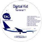 Digital Kid Promo DJ Mix - CD Printing Duplication