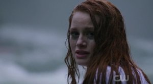 Cheryl Blossom is in grief after the death of her brother, Jason Blossom