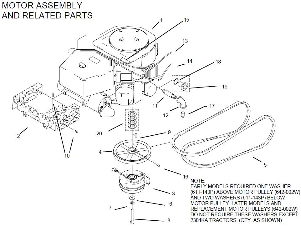 encore lawn mower wiring diagrams