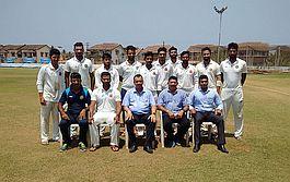 Dempo Cricket Club Emerge Champs in GCA 3-Dayer Tourney