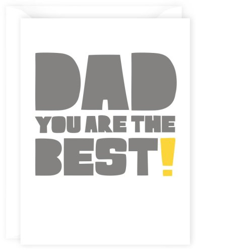 dad the best card