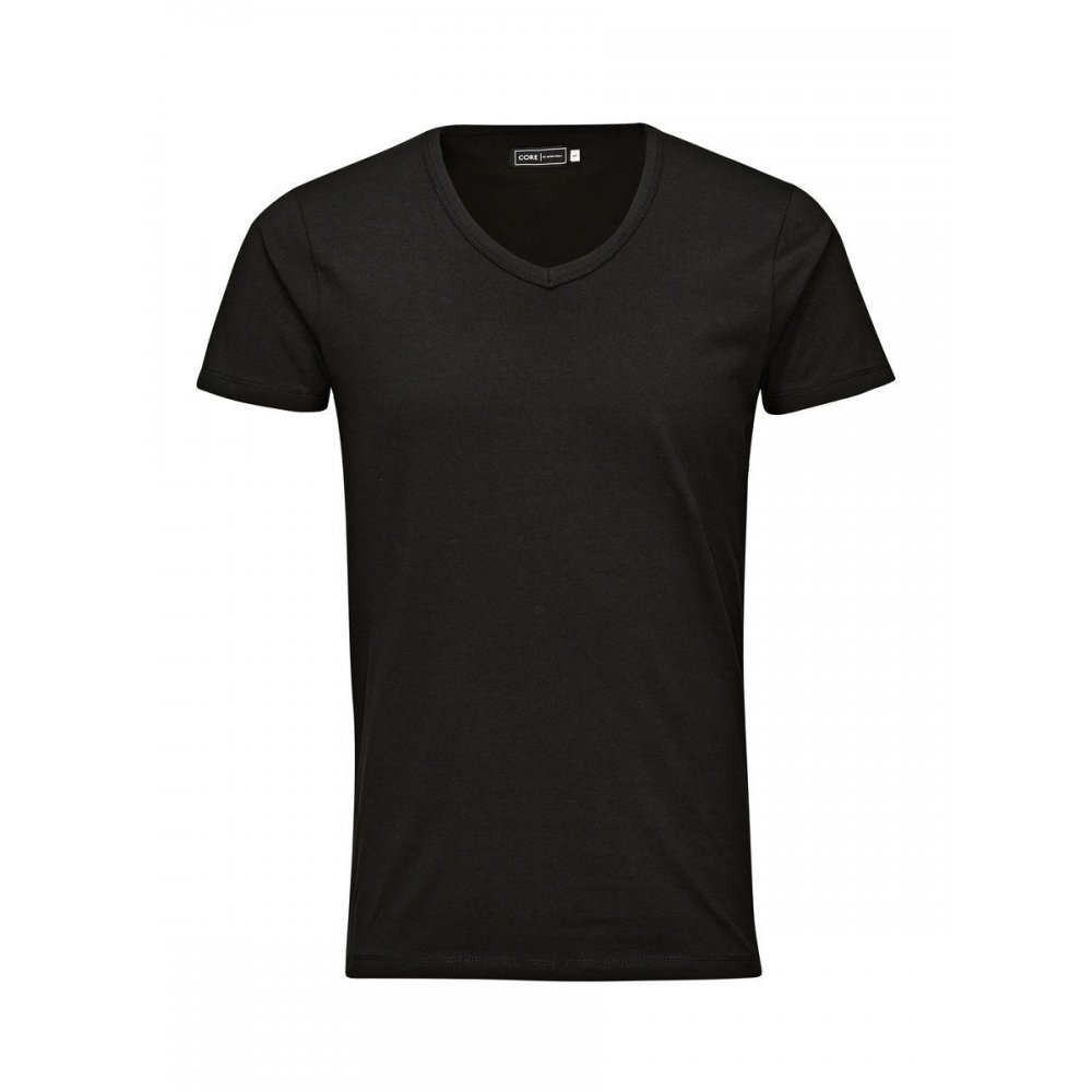 Jack amp jones v neck quality plain t