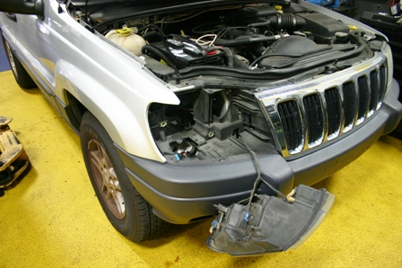 Denlors Auto Blog » Blog Archive » Jeep Grand Cherokee Heater