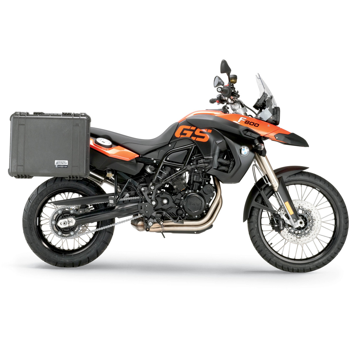 Moose Expedition Luggage Rack System 1510 0177 Dirt Bike