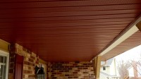Aluminum Soffit For Porch Ceiling