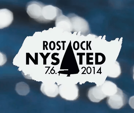 Von Rostock nach Nysted (Video)