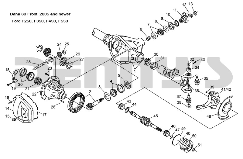 gm hub bearing removal