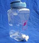 plastic jug