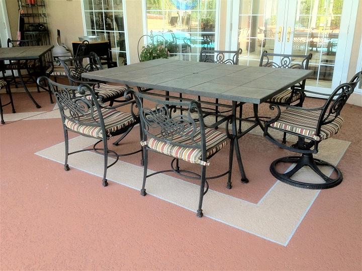 Concrete Patio Projects