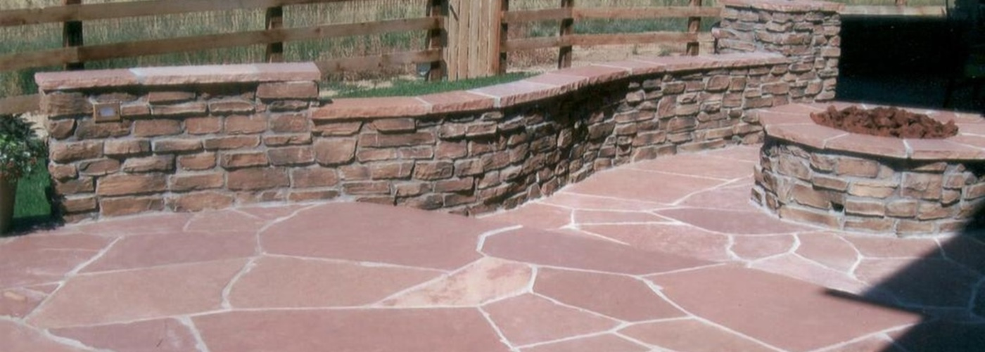 Denver flagstone patio contractor extraordinaire